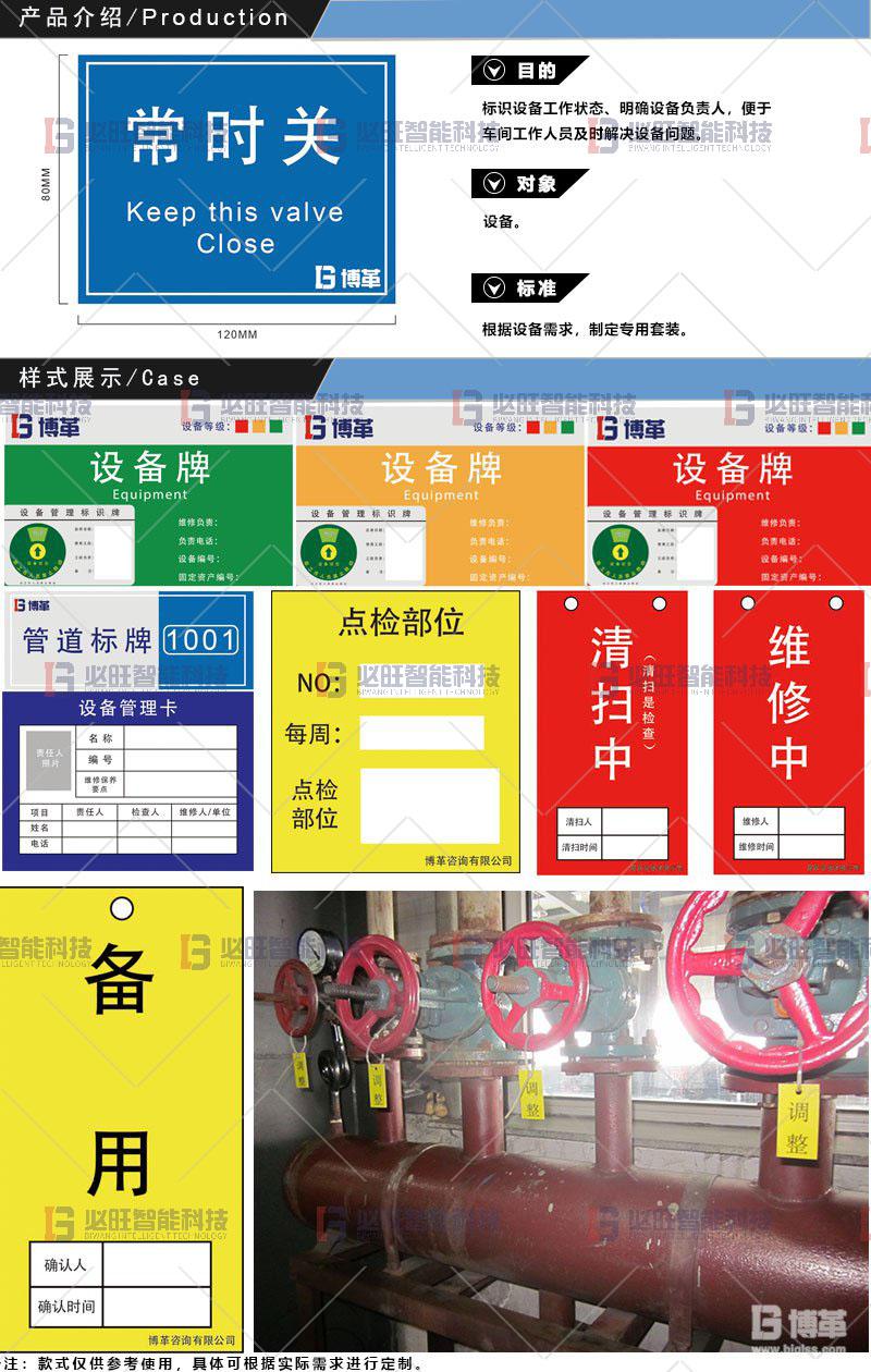 车间看板_设备管理标识牌_工厂看板设计 5s及目视化管理 车间看板管理 ...